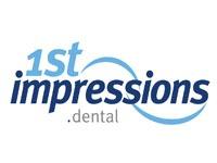 1st-impressions-dental logo